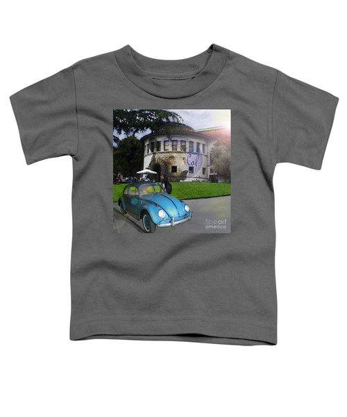 Vw - Uc Berkeley Toddler T-Shirt