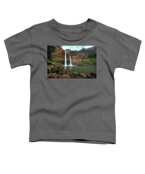 Wailua Falls  Toddler T-Shirt