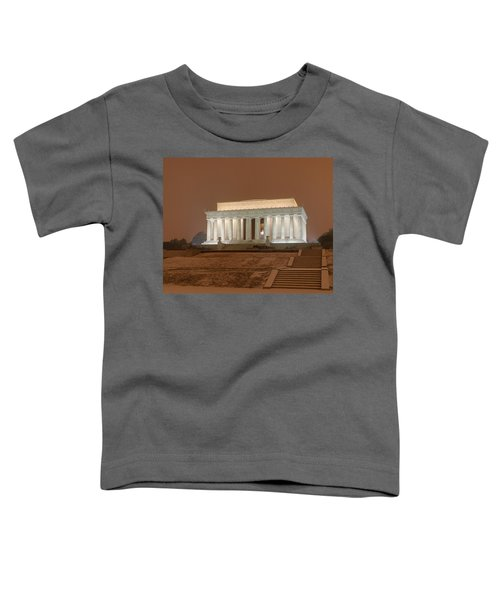 Waiting For The Snow Toddler T-Shirt