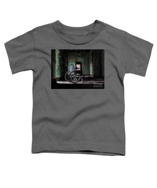 Waiting In The Light Toddler T-Shirt