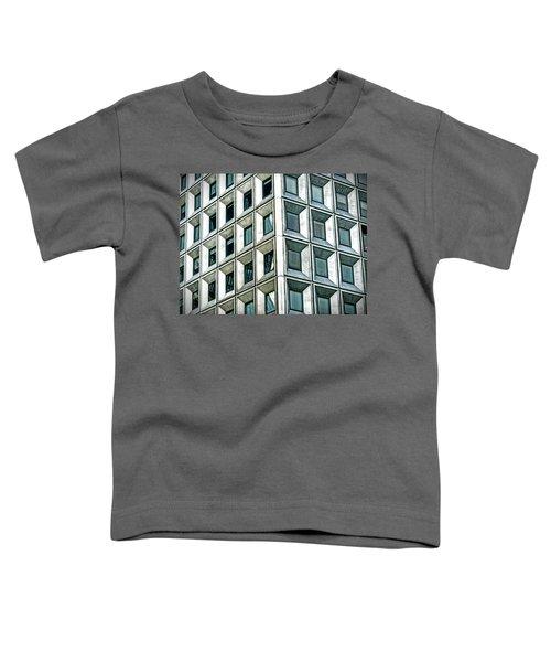 Wall Street Building Toddler T-Shirt