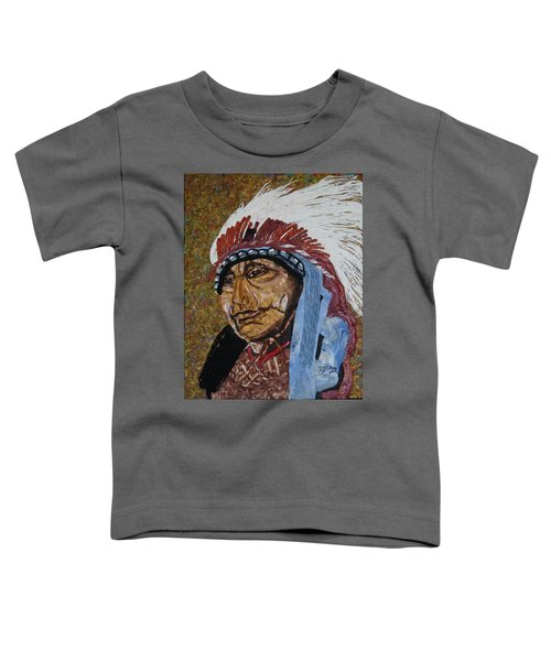 Warrior Chief Toddler T-Shirt
