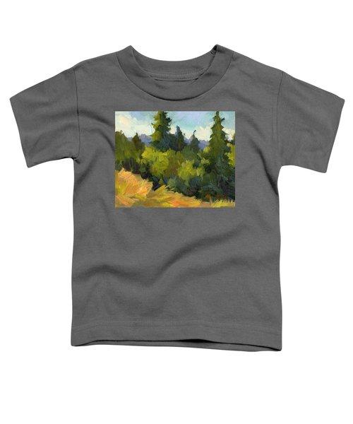 Washington Evergreens Toddler T-Shirt