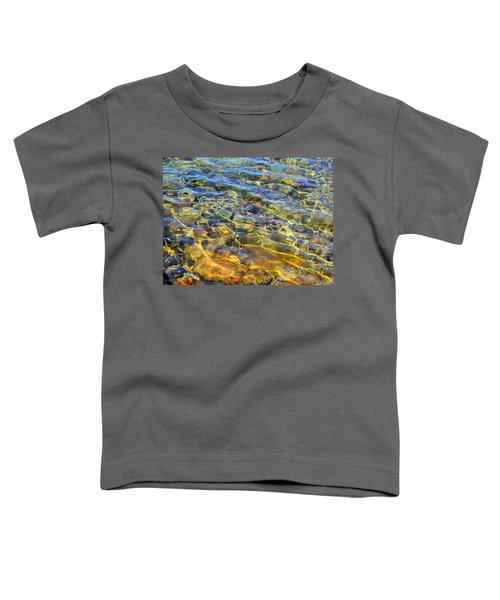 Water Abstract Toddler T-Shirt