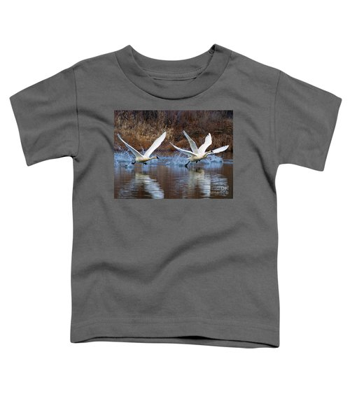 Water Dance Toddler T-Shirt