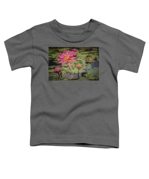 Water Garden Dream Toddler T-Shirt
