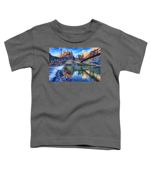 Water Under The Bridge Toddler T-Shirt