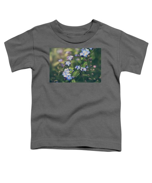 We Lay With The Flowers Toddler T-Shirt