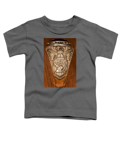 West Point Class Ring Toddler T-Shirt