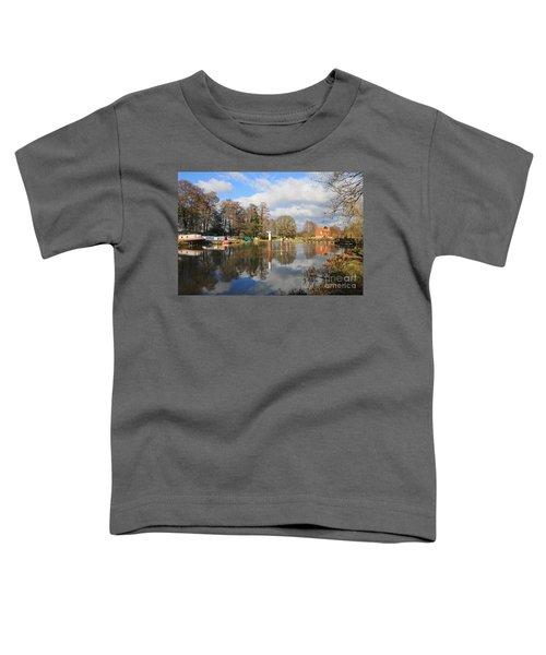 Wey Canal Surrey England Uk Toddler T-Shirt