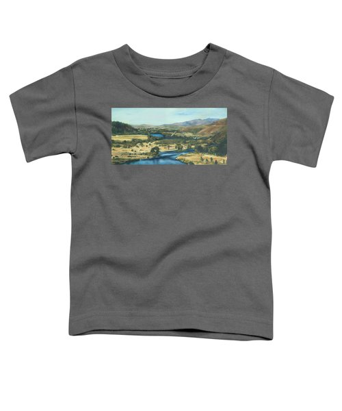 What A Dam Site Toddler T-Shirt