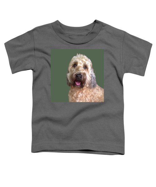 Wheaton Terrier Toddler T-Shirt