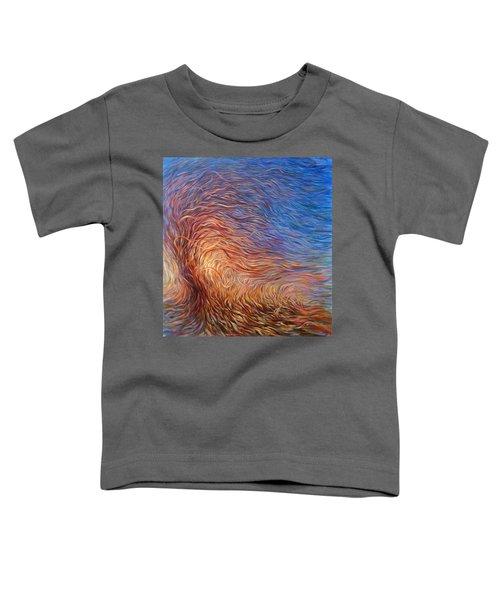 Whirl Tree Toddler T-Shirt