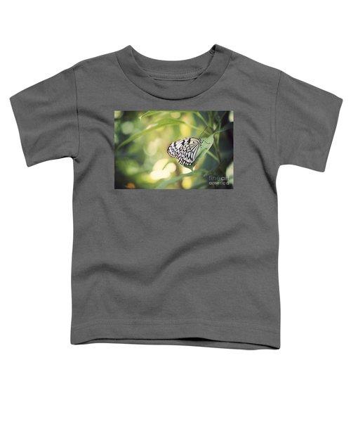 White Tree Nymph Toddler T-Shirt
