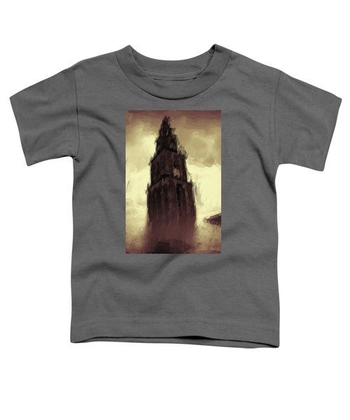 Wicked Tower Toddler T-Shirt