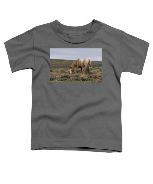 Wild Horse Toddler T-Shirt