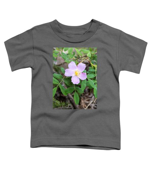Wild Gentian Toddler T-Shirt