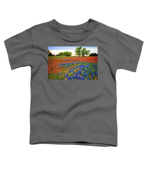 Wildflower Tapestry Toddler T-Shirt