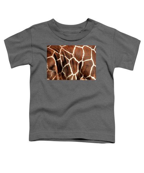 Wildlife Patterns  Toddler T-Shirt