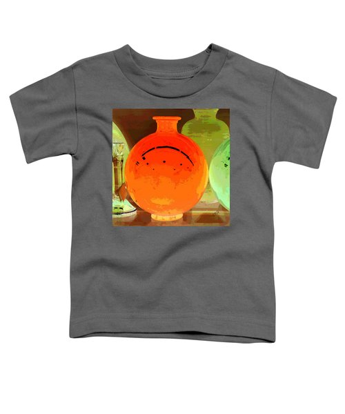Window Shopping For Glass Toddler T-Shirt