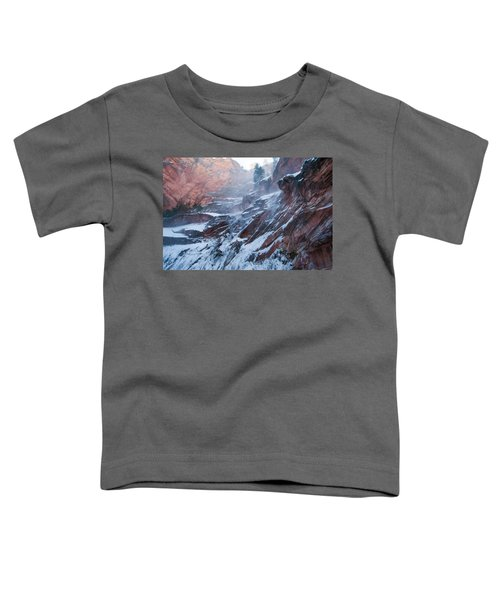 West Fork Windy Winter Toddler T-Shirt