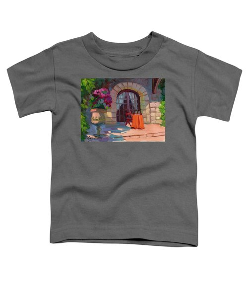 Wine For Two Toddler T-Shirt