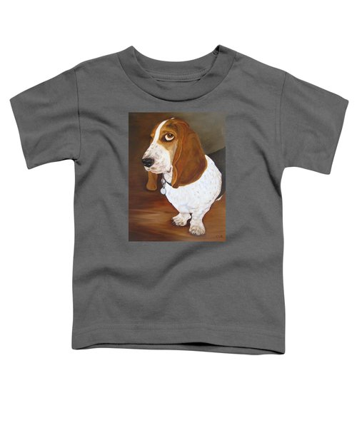 Winston Toddler T-Shirt