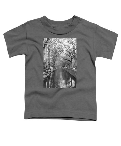Winter Toddler T-Shirt by Alex Lapidus