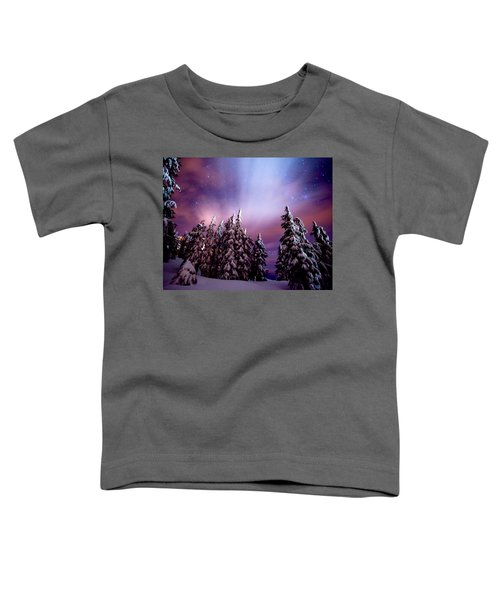 Winter Nights Toddler T-Shirt