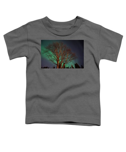 Toddler T-Shirt featuring the photograph Wish You Were Here by Doug Gibbons