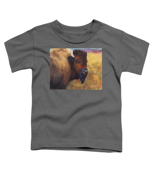With Age Comes Beauty Toddler T-Shirt