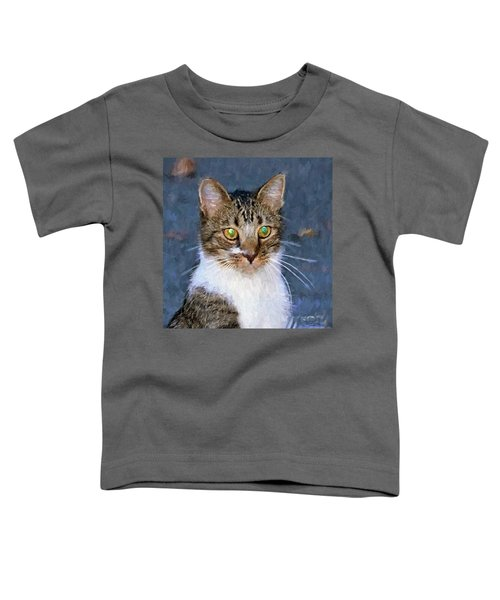 With Eyes On Toddler T-Shirt