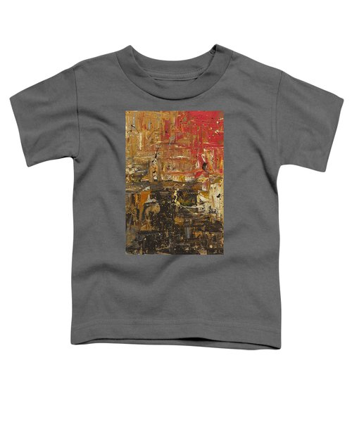 Wonders Of The World 2 Toddler T-Shirt