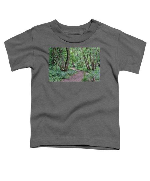 Woodland Path  Toddler T-Shirt