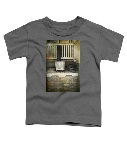 Work Is Done Toddler T-Shirt