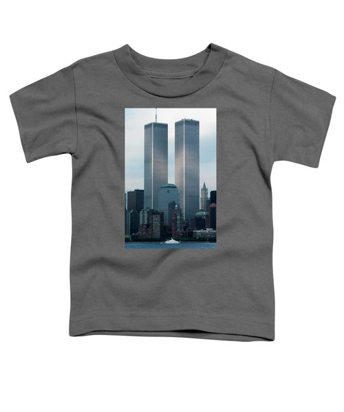 World Trade Center Toddler T-Shirt