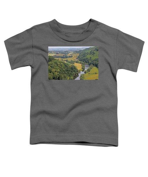 Wye Valley Toddler T-Shirt