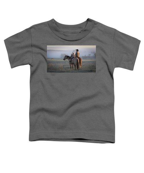 Wyoming Ranch Toddler T-Shirt