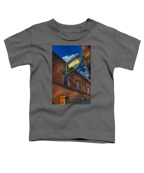 Ybor Square Toddler T-Shirt