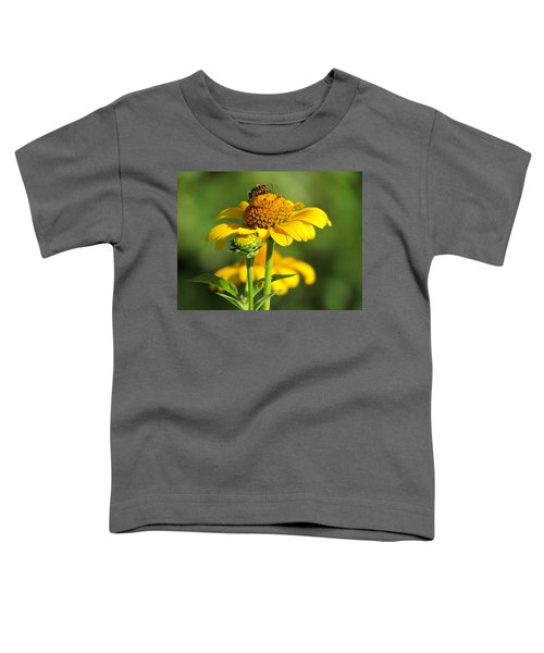 Yellow Daisy Toddler T-Shirt