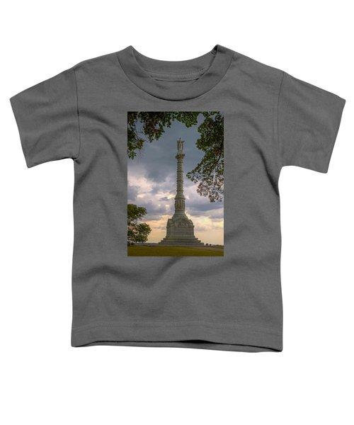 Yorktown Victory Monument Toddler T-Shirt