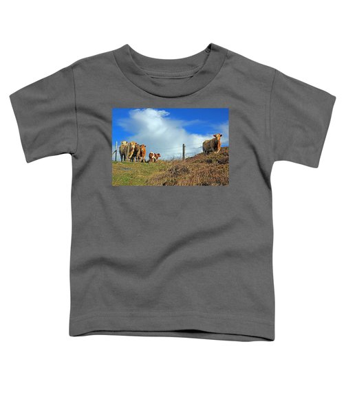 Youth In Defiance Toddler T-Shirt