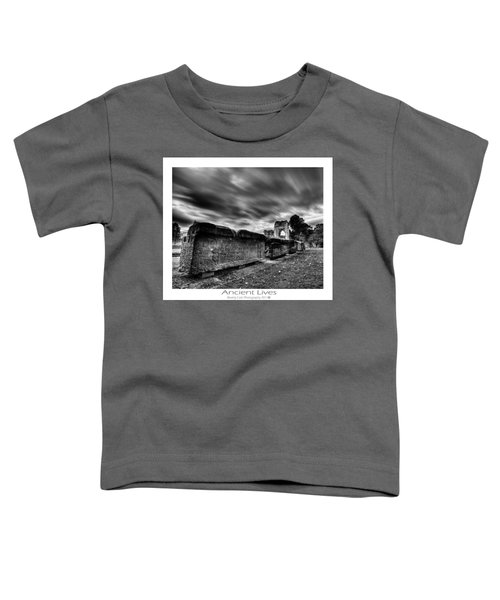 Ancient Lives Toddler T-Shirt