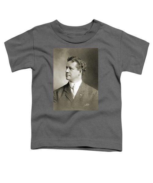 Charles H. Ebbets (1859-1925) Toddler T-Shirt