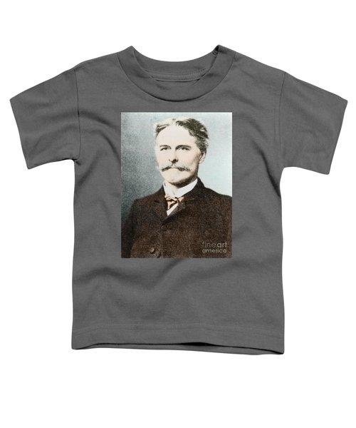 Edward Cope, American Paleontologist Toddler T-Shirt