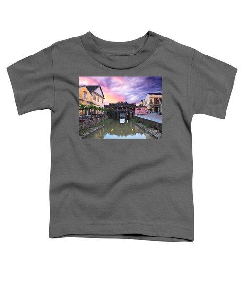Japanese Bridge Toddler T-Shirt