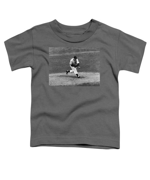 Joe Page (1917-1980) Toddler T-Shirt