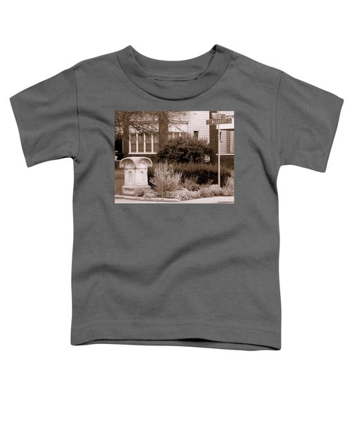 10th And Woodruff Toddler T-Shirt