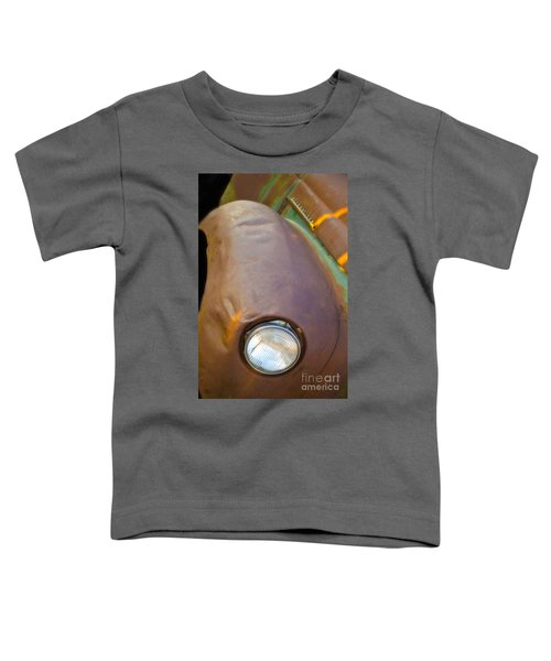 1941 International Truck Fender Toddler T-Shirt