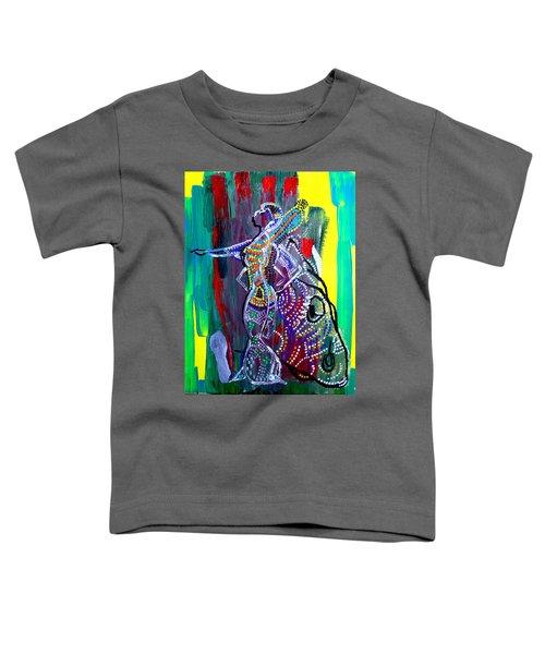 Dinka Lady - South Sudan Toddler T-Shirt